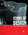 Icons of Design: The 20th Century (Icons) Cover
