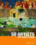 50 Artists You Should Know (06 Edition)