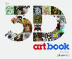 The 3D Art Book Cover
