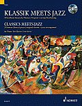 Classics Meets Jazz for Piano