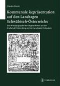 Kommunale Repräsentation Auf Den Landtagen Schwäbisch-