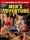 Men's Adventure Magazines (Jumbo) Cover