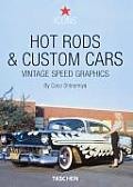Hot Rods & Custom Cars: Vintage Speed Graphics (Icons)