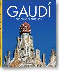 Gaudi: The Complete Buildings Cover