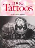 1000 Tattoos (Taschen 25) Cover