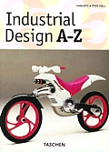 Industrial Design A-Z Cover