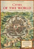 Braun and Hogenberg's Cities of the World: Complete Edition of the Colour Plates of 1572-1617 Cover