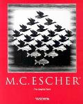 M C Escher The Graphic Work Introduced & Explained by the Artist