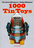 1000 tin toys