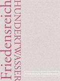 Friedensreich Hundertwasser (Archipockets Classics)