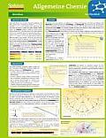 Lerntafeln Chemie #1: Lerntafel: Allgemeine Chemie Im Uberblick