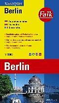 Falk Touristplan Berlin 1 : 15 000