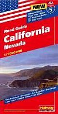 USA California Road Guide: Nevada