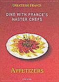 Dine With Frances Master Chefs Appetizer