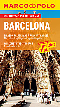 Barcelona Marco Polo Guide (Marco Polo Guides) by Marco Polo