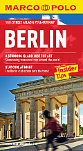 Berlin Marco Polo Guide (Marco Polo Guides) by Marco Polo