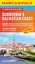 Dubrovnik & Dalmatian Coast Marco Polo Guide (Marco Polo Guides) by Susanne Sachau