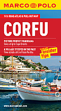 Corfu Marco Polo Guide (Marco Polo Guides) by Marco Polo