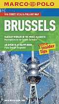 Brussels Marco Polo Guide (Marco Polo Guides) by Marco Polo