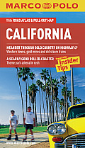 California Marco Polo Guide (Marco Polo Guides) by Marco Polo