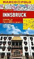 Marco Polo Innsbruck City Map (Marco Polo City Maps)