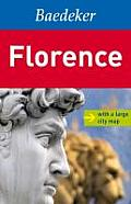 Baedeker Florence [With Map]