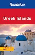Baedeker Greek Islands [With Map]