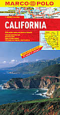 California Marco Polo Map (Marco Polo Maps) by Marco Polo