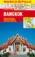 Bangkok Marco Polo City Map by Marco Polo Travel Publishing (cor)