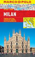 Milan Marco Polo City Map