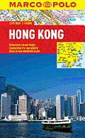 Hong Kong Marco Polo City Map Cover
