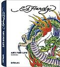 Ed Hardy Art for Life Cover