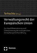 Verwaltungsrecht Der Europaischen Union