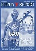 Bav - Der Neue Versorgungsausgleich