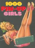1000 Pin Up Girls Cover