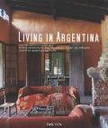 Living in Argentina (Taschen's Lifestyle) Cover