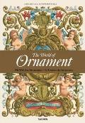Auguste Racinet: The World of Ornament (25) Cover