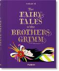 Fairy Tales of the Brothers Grimm Cover