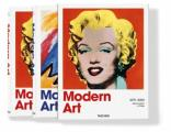 Modern Art Volume 1 1870 to 1944 Volume 2 1945 to 2000