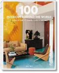100 Interiors Around the World A to M & M to Z 2 Volumes
