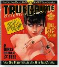 True Crime Detective Magazines, 1924-1969