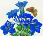 Cal13 Flowers Pierre Joseph Redoute