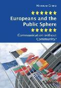 Europeans & the Public Sphere