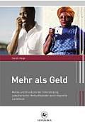 Mehr ALS Geld: Motive Und Strukturen Der Unterstutzung Subsaharischer Herkunftslander Durch Migrierte Landsleute