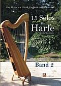 15 Solos for Harp