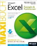 Microsoft Excel: Formeln & Funktionen - Das Maxibuch