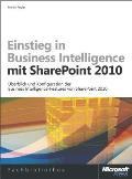 Einstieg in Business Intelligence Mit Microsoft Sharepoint 2010