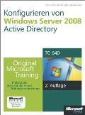 Konfigurieren Von Windows Server 2008 Active Directory - Original Microsoft Training Für Examen 70-640, 2. Auf
