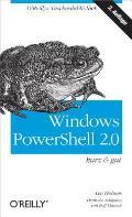 Windows Powershell 2.0 - Kurz & Gut
