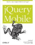 Jquery Mobile. Plattformunabhängige Mobile Anwendungen.